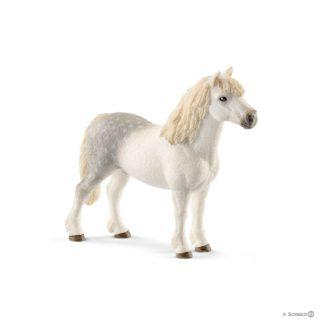Schleich Welsh Pony Stallion Farm Life figure - 13871   LeVida Toys