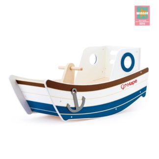 High Seas Rocker from Hape (E0102) | LeVida Toys