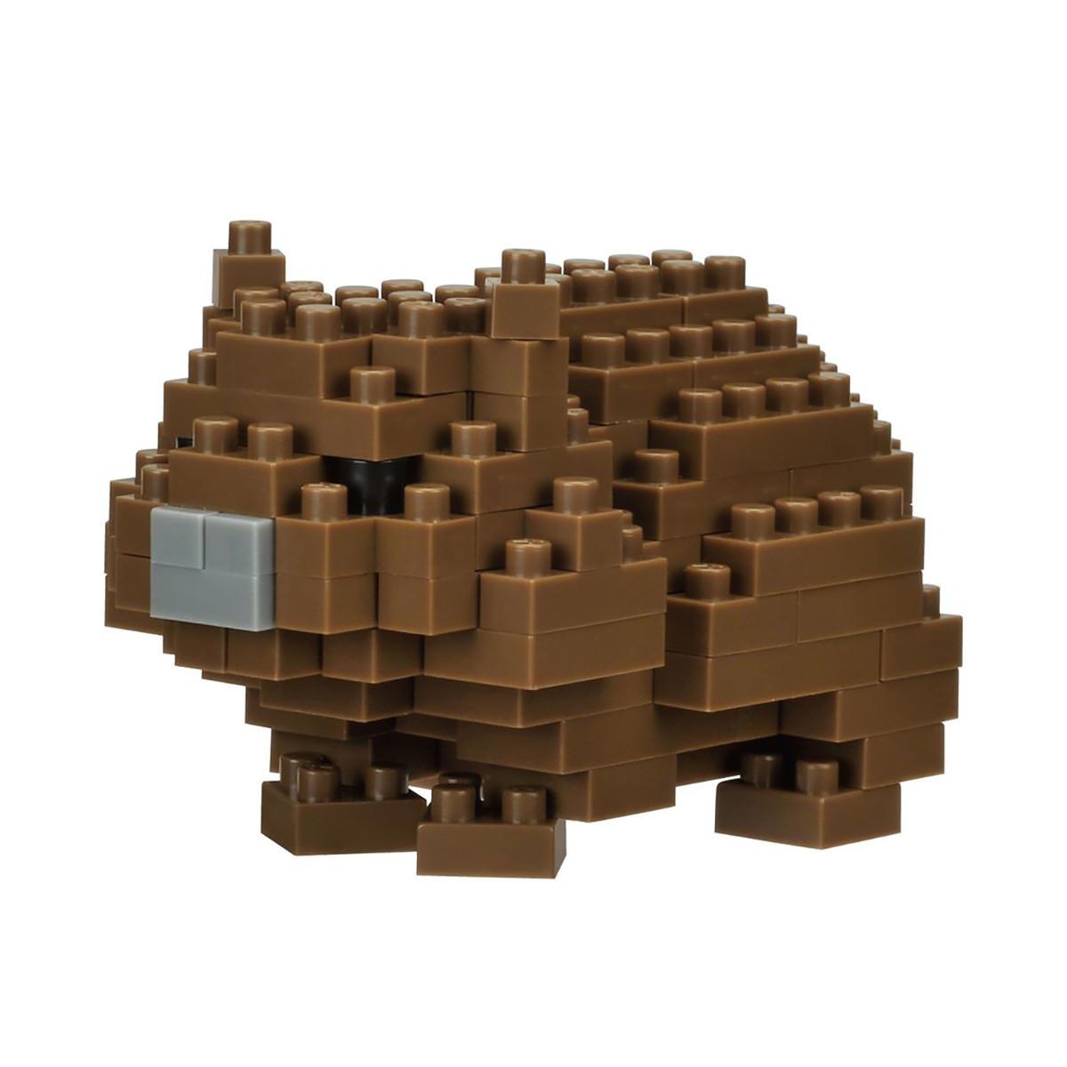 Nanoblock micro-sized construction set Koala