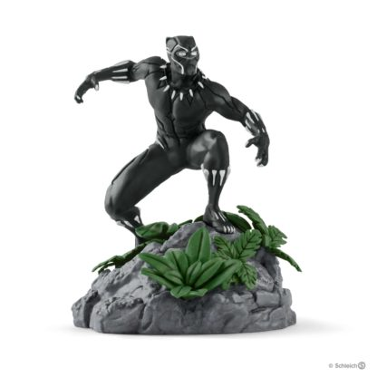 Schleich Black Panther Marvel Collection figure - 21513   LeVida Toys