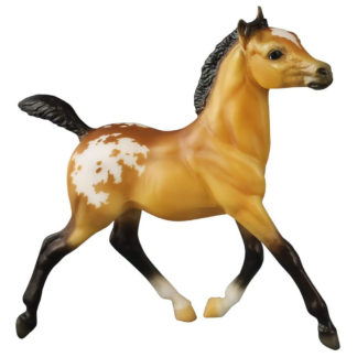 Milo, Breyer Traditional (1-9 Scale) Foal Figure | LeVida Toys