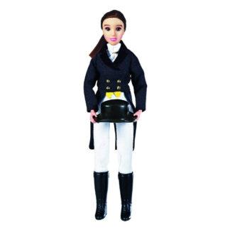 Megan, Dressage Rider, Breyer Traditional (1-9 Scale) Horse Rider | LeVida Toys