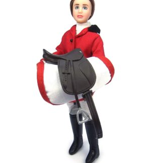 Chelsea, Show Jumper, Breyer Classics (1:12 Scale) Doll | LeVida Toys