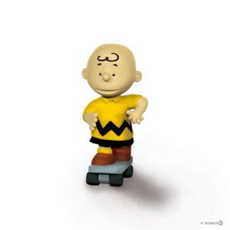 Schleich Skateboarder Charlie Brown Peanuts figure - Schleich 22076   LeVida Toys