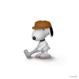 Schleich Golfer Snoopy Peanuts figure - Schleich 22077   LeVida Toys