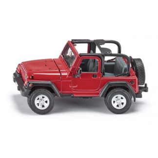 Siku Jeep Wrangler 1:32 Scale Model (4870) | LeVida Toys