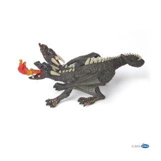 Papo Dragon of Ash - Fantasy World figure - Papo 36020 | LeVida Toys