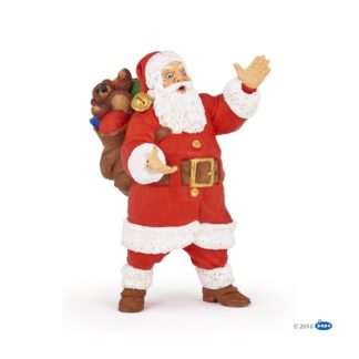 Papo Santa Claus - Enchanted World figure - Papo 39135 | LeVida Toys