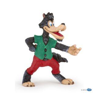 Papo The Wolf - Enchanted World figure - Papo 39147   LeVida Toys