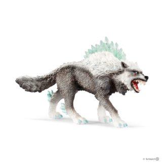 Schleich Snow Wolf Eldrador figure - Schleich 42452 | LeVida Toys
