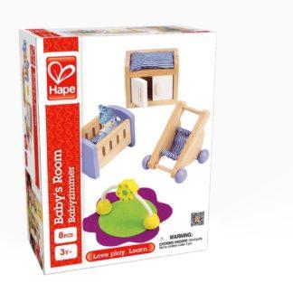 Baby's Room (Hape E3459) | LeVida Toys