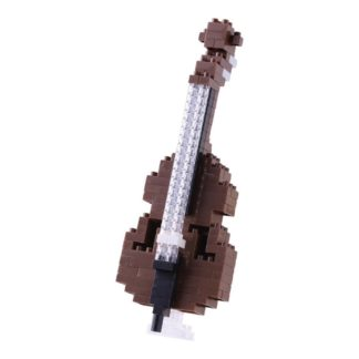 nanoblock Mini Collection Contrabass (NBC-149) | LeVida Toys