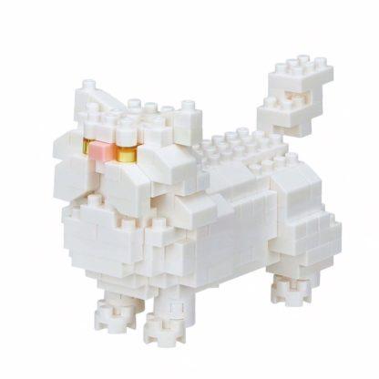 Nanoblock Mini Collection, Persian Cat (NBC-267)   LeVida Toys