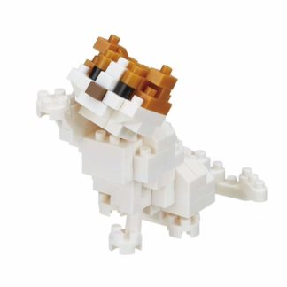 Nanoblock Scottish Fold Cat (NBC-268) | LeVida Toys