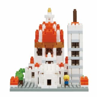 Nanoblock Sights to See Collection, Florence (NBH-164) | LeVida Toys
