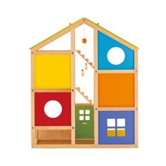 Hape All Season House (Unfurmished) - E3400 | LeVida Toys