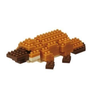 Nanoblock Mini Collection, Platypus (NBC-284) | LeVida Toys