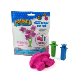 Mad Mattr Create & Build Fun Pack Pink, 2oz/57g | LeVida Toys