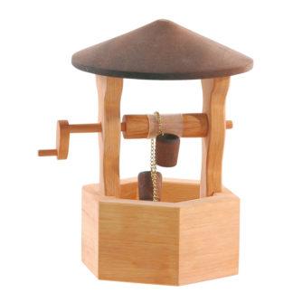 Ostheimer Wishing Well wooden figure - Ostheimer 2712   LeVida Toys