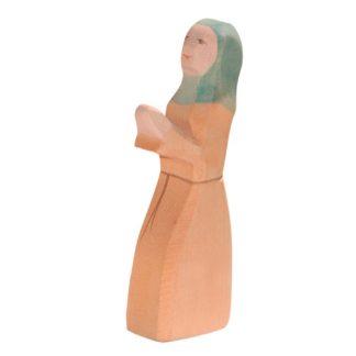 Ostheimer Noah's Wife wooden figure - Ostheimer 33251 | LeVida Toys