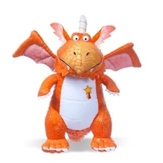9 Inch Zog soft toy by Aurora (60995) | LeVida Toys