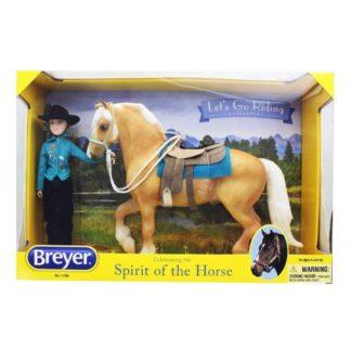 Breyer Let's Go Riding - Western (Traditional Range) | LeVida Toys
