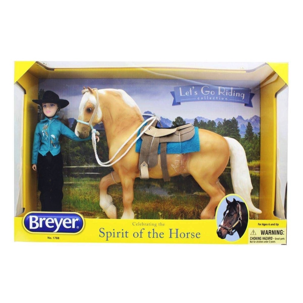 NEW Breyer Classics Horse Collection Tack /& Blanket Set English or Western
