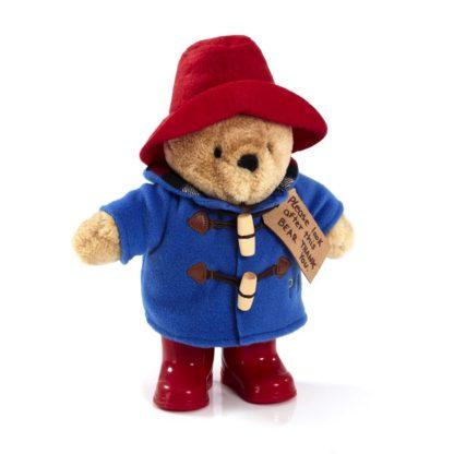 Classic Paddington Bear With Boots (24cm) | LeVida Toys