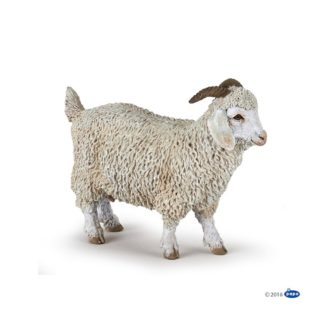 Papo Angora Goat - Enchanted World figure - Papo 51170 | LeVida Toys