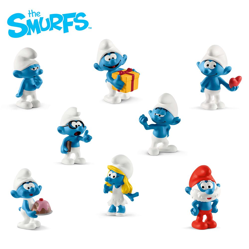 2019 Smurf figures | LeVida Toys