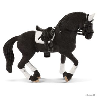Frisian Stallion Riding Tournament (Schleich 42457) | LeVida Toys