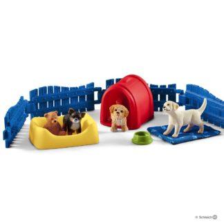 Puppy Pen (Schleich 42480) | LeVida Toys