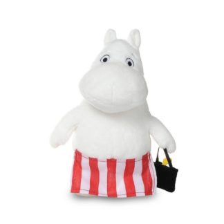 The Moomins: Moominmamma 6.5 Inch soft toy (13203) | LeVida Toys