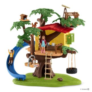 Adventure Tree House (Schleich 42408) | LeVida Toys
