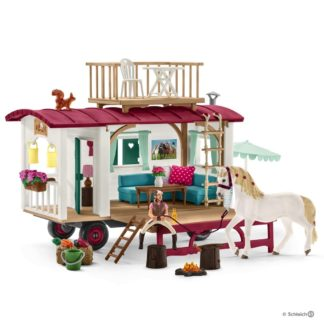 Caravan for Secret Club Meetings (Schleich 42415) | LeVida Toys