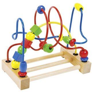 Bead Maze (Goki 59982)   LeVida Toys