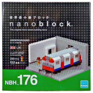 Underground (nanoblock NBH-176) | LeVida Toys