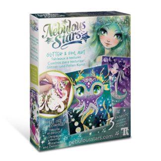 Glitter & Foil Art (Nebulous Stars NS11011) | LeVida Toys