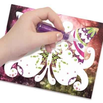 Glitter & Foil Art (Nebulous Stars NS11011)   LeVida Toys