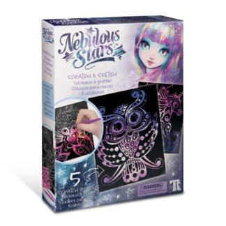 Scratch & Sketch (Nebulous Stars NS11014) | LeVida Toys