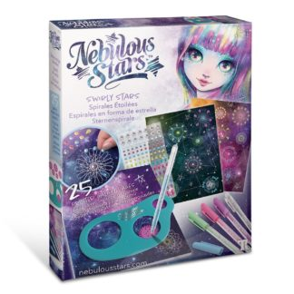 Swirly Stars (Nebulous Stars 11106) | LeVida Toys