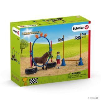 Pony Agility Race (Schleich 42482) | LeVida Toys