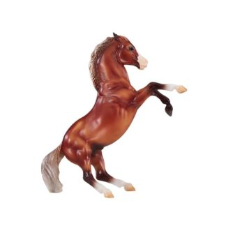 Silver Bay Mustang (Breyer Freedom Series) (1:12 Scale)