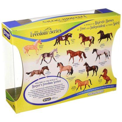 Bay Roan Australian Stock Horse (Breyer Freedom Series) (1:12 Scale)