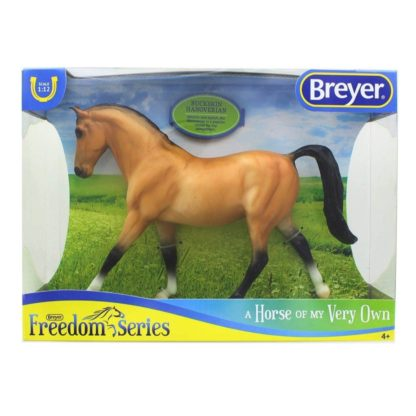 Buckskin Hanoverian (Breyer Freedom Series 953) (1:12 Scale)