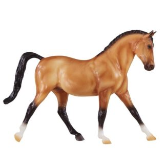 Buckskin Hanoverian (Breyer Freedom Series 953) (1:12 Scale)