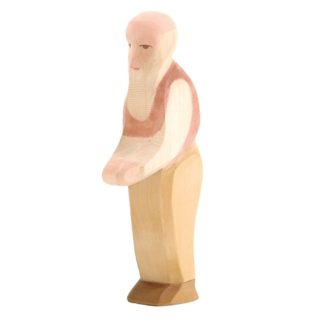Ostheimer Grandfather wooden toy figure - Ostheimer 10021 | LeVida Toys