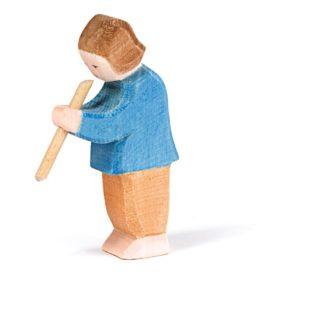 Ostheimer Boy Playing Flute - Ostheimer 10022 | LeVida Toys