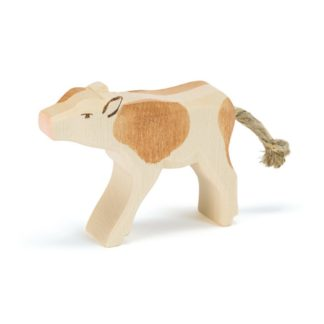 Ostheimer Calf Brown Drinking figure - Ostheimer 11025 | LeVida Toys