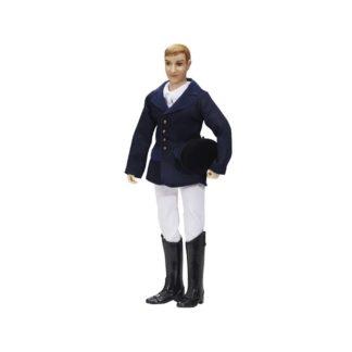 Ryan Hunter Rider (Breyer Traditional Series - 554) | LeVida Toys